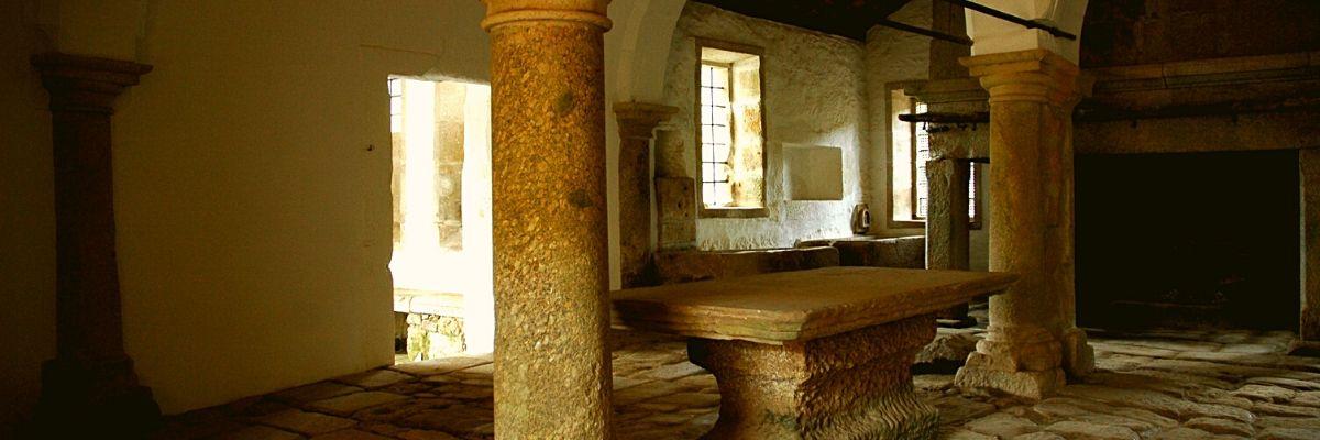 Cozinha do Mosteiro de São Martinho de Tibães, Braga
