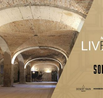 Projeto LiveFusion. Música eletrónica em espaços improváveis.