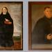 Pinturas a óleo regressam ao Mosteiro de Tibães.