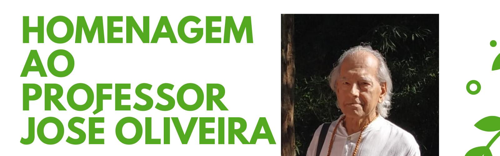 Homenagem ao prof. José Oliveira