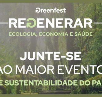 Greenfest 2021 no Mosteiro de Tibães